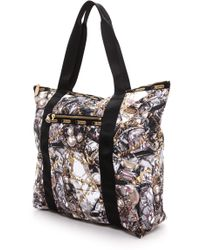 LeSportsac - Erickson Beamon For Janis Tote - Redemption Of Eve Print - Lyst