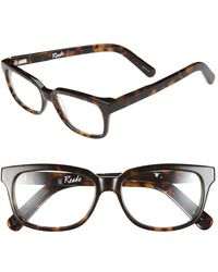Elizabeth And James 'Reade' 52Mm Optical Glasses - Lyst