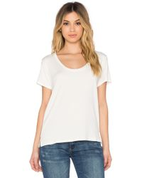 Regalect - Barry U Neck Tee - Lyst