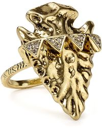 House of Harlow 1960 - Mojave Cocktail Ring - Lyst