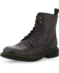 Bruno Magli Sonny Leather Boot - Lyst