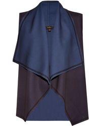 Alala - Draped Neoprene Jacket - Lyst