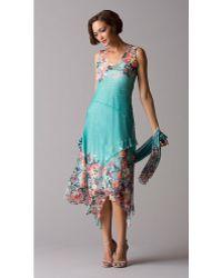 Komarov S/L Asymmetric Dress - Lyst