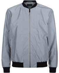 Christopher Kane - Reflective Bomber Jacket - Lyst