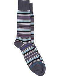 Paul Smith Uniform Stripe Socks - Lyst