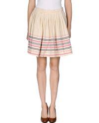 Cardigan | Mini Skirt | Lyst