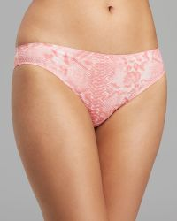 Stella McCartney Bikini Stella Smooth Printed - Lyst