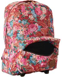 Vans Pink Deana Backpack - Lyst
