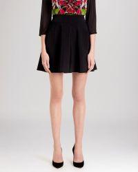 Ted Baker Skirt - Salina Knit Flippy - Lyst