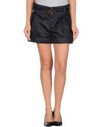Just Cavalli Shorts - Lyst