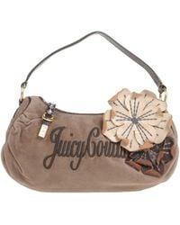 Juicy Couture Handbag khaki - Lyst