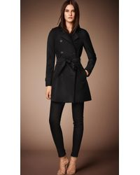 Burberry The Westminster Long Heritage Trench Coat - Lyst