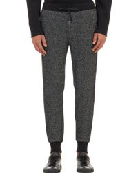 Theory Moris Pnc Track Pants - Lyst
