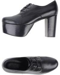 Yohji Yamamoto Lace-up Shoes - Lyst