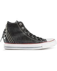 Converse Ct Tri-zip Hi-top Sneakers - Lyst