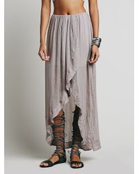 Free People Womens Dream On Maxi - Lyst