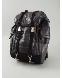 Moncler Padded Backpack - Lyst