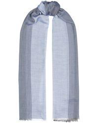 Harrods Bold Stripe Scarf - Lyst