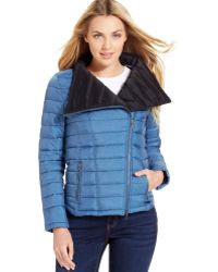 Calvin Klein Jeans Quilted Puffer Jacket - Lyst