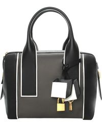 Pierre Hardy Bandit Bag In Anthracite Bandit Bag In Anthracite - Lyst