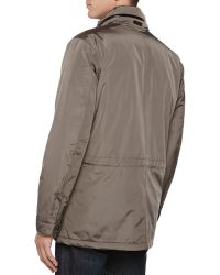 Zegna Sport - Tech Compact Car Coat - Lyst