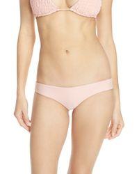 Tori Praver Swimwear - 'kalani' Hipster Bikini Bottoms - Lyst