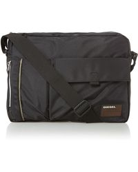 Diesel Nylon Rocks Messenger Bag - Lyst