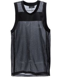 Givenchy Basketball Style Tank Top - Lyst