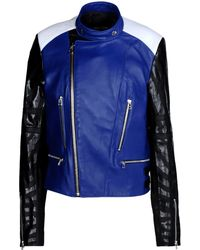 Each x Other Leather Outerwear - Lyst