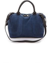 See By Chloé Kay Medium Handbag with Shoulder Strap Beluga - Lyst