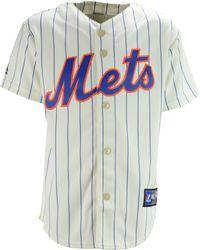 Majestic Kids Curtis Granderson New York Mets Replica Jersey - Lyst
