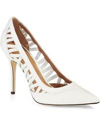Rachel Roy Arya Cut Out Heels - Lyst