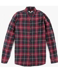 Topman | L/s Livingston Shirt | Lyst