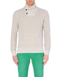 Ralph Lauren Jersey Sweatshirt - For Men - Lyst