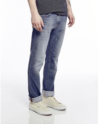 Nudie Jeans Jeans Tender Blues Thin Finn - Lyst