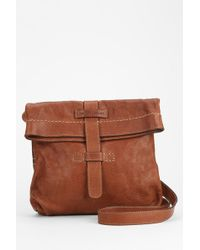 Frye Artisan Foldover Shoulder Bag - Lyst