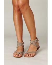 Dolce Vita - Desert Braided Sandal - Lyst