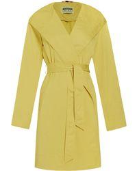Cloud Nine - Lightweight Hooded Wrap Jacket - Lyst