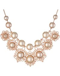 Vivienne Westwood Isolde Pearl Necklace - Lyst