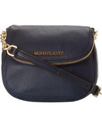 MICHAEL Michael Kors Bedford Flap Crossbody - Lyst