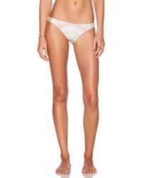 CA By Vitamin A - Tamarindo Bikini Bottom - Lyst