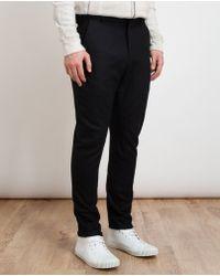 The Viridi-anne Slim Wool Blend Pool Trousers - Lyst