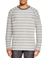 Billy Reid - Indian Crewneck Jumper - Lyst