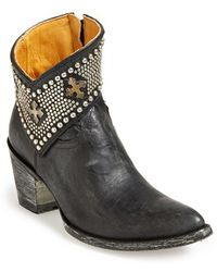 Old Gringo - 'clovis' Studded Leather Boot - Lyst