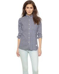 Penfield - Badan Shirt - Blue - Lyst
