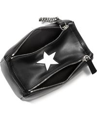 Givenchy | Pandora Leather Star Wristlet | Lyst