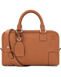 Loewe | Amazona 28 Leather Satchel | Lyst