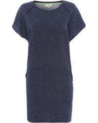 Linea Weekend Hampton Sweat Dress - Lyst