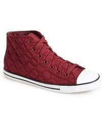 Converse Chuck Taylor All Star 'Dainty' Nylon Sneaker - Lyst