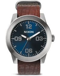 Nixon The Corporal Watch 48mm - Lyst